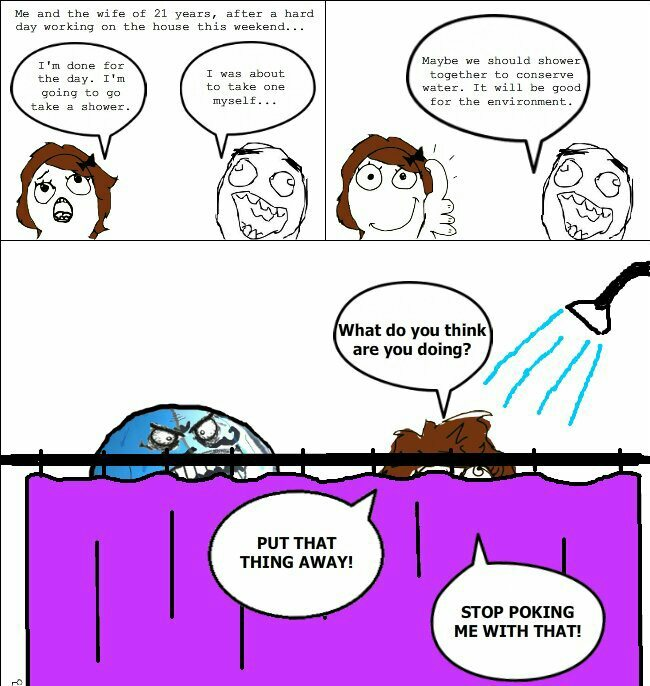 Poking Her With A Stick Meme By Brokentroll Memedroid