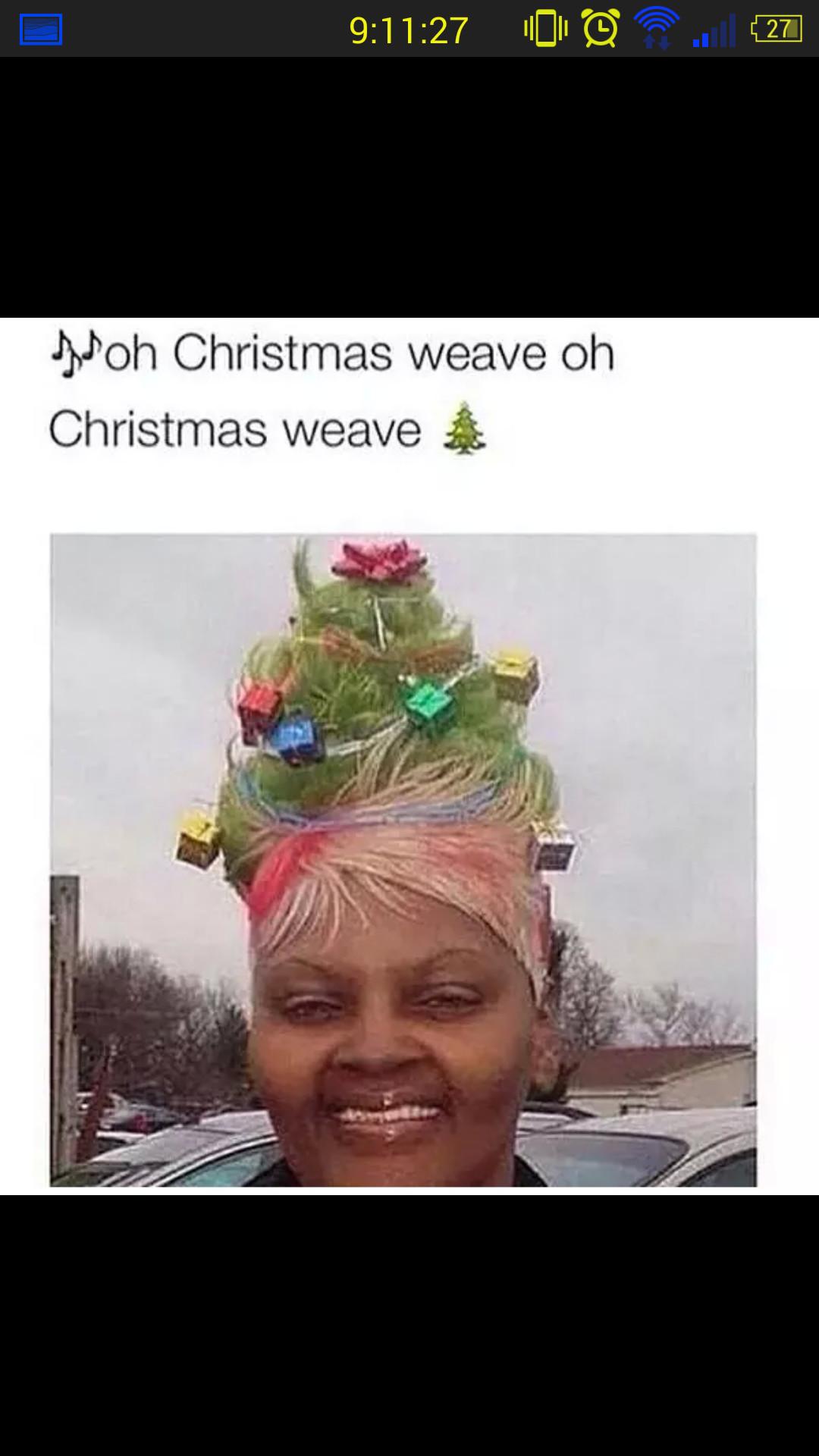Wonder where she puts the mistletoe? - Meme by hunke :) Memedroid