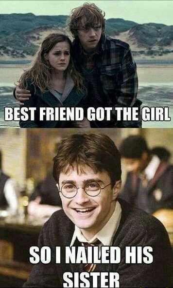 Harry Potta Playa Meme By Blackpenguin Memedroid