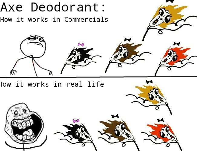 Scumbag Axe - Meme by Emperor_T :) Memedroid