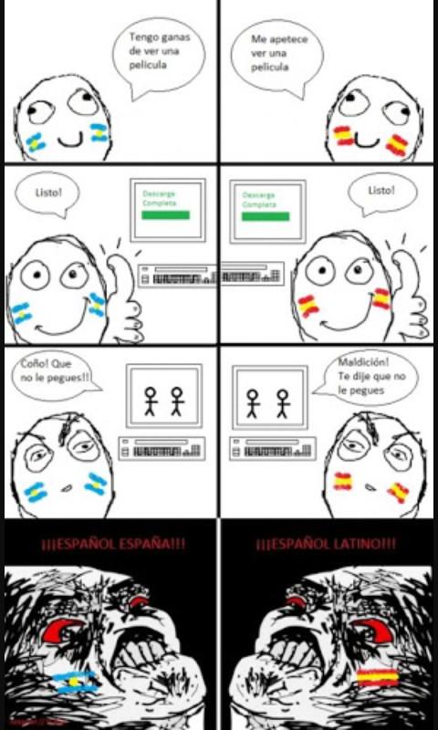 Diferente Español