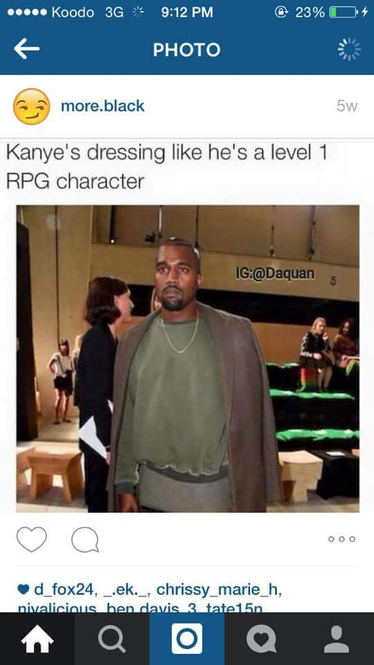 Kanye West Meme By Swimprincess93 Memedroid