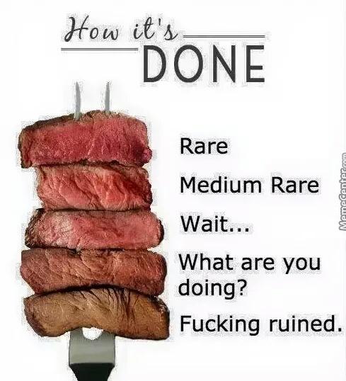 vegetarian or meat eater