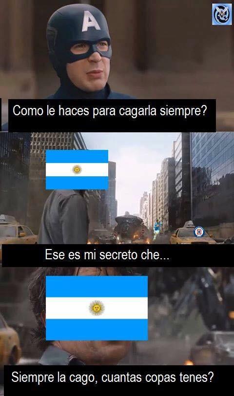 Esa Argentina