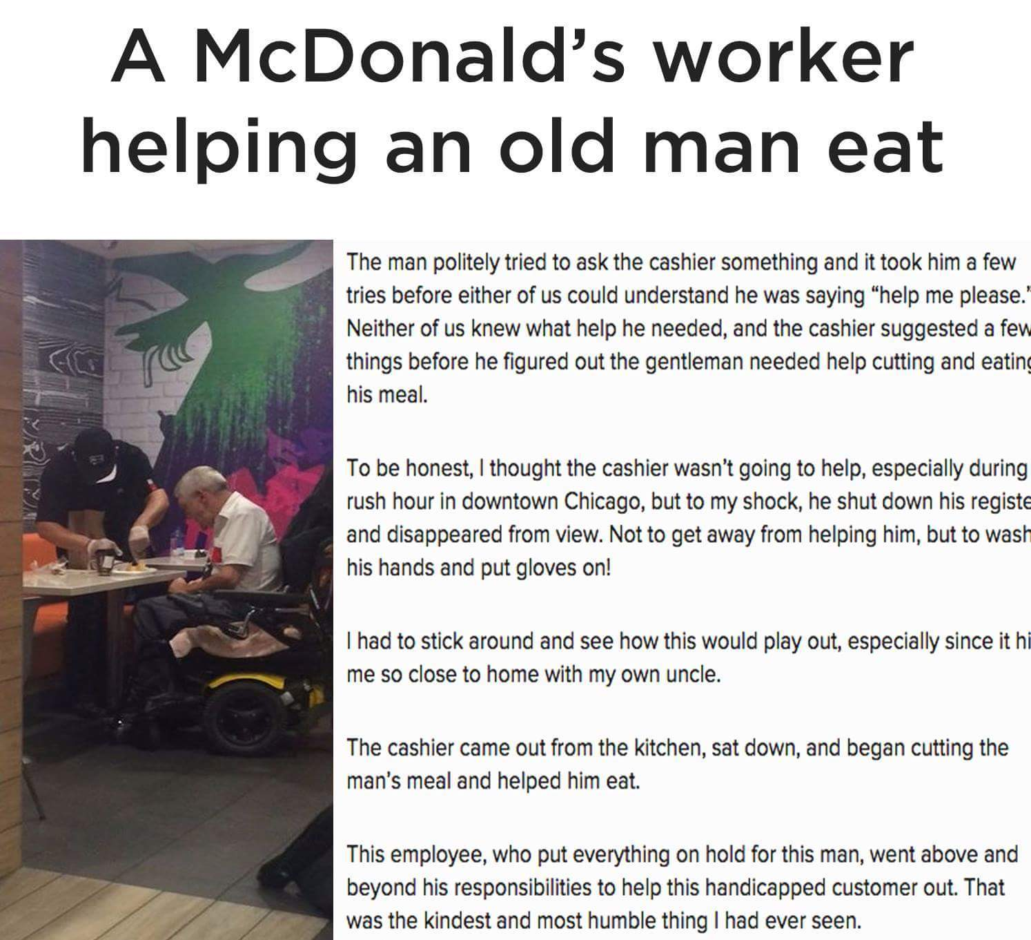 But all fast food workers are dumb right meme by brokowski memedroid