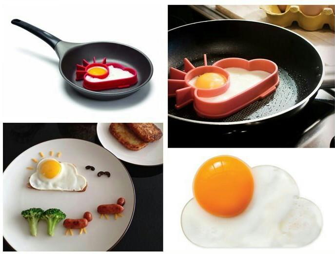 El tiempo con huevos ;)