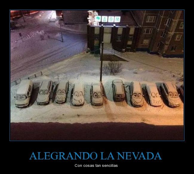 Alegrando La Nevada Meme By Soydolphin Memedroid
