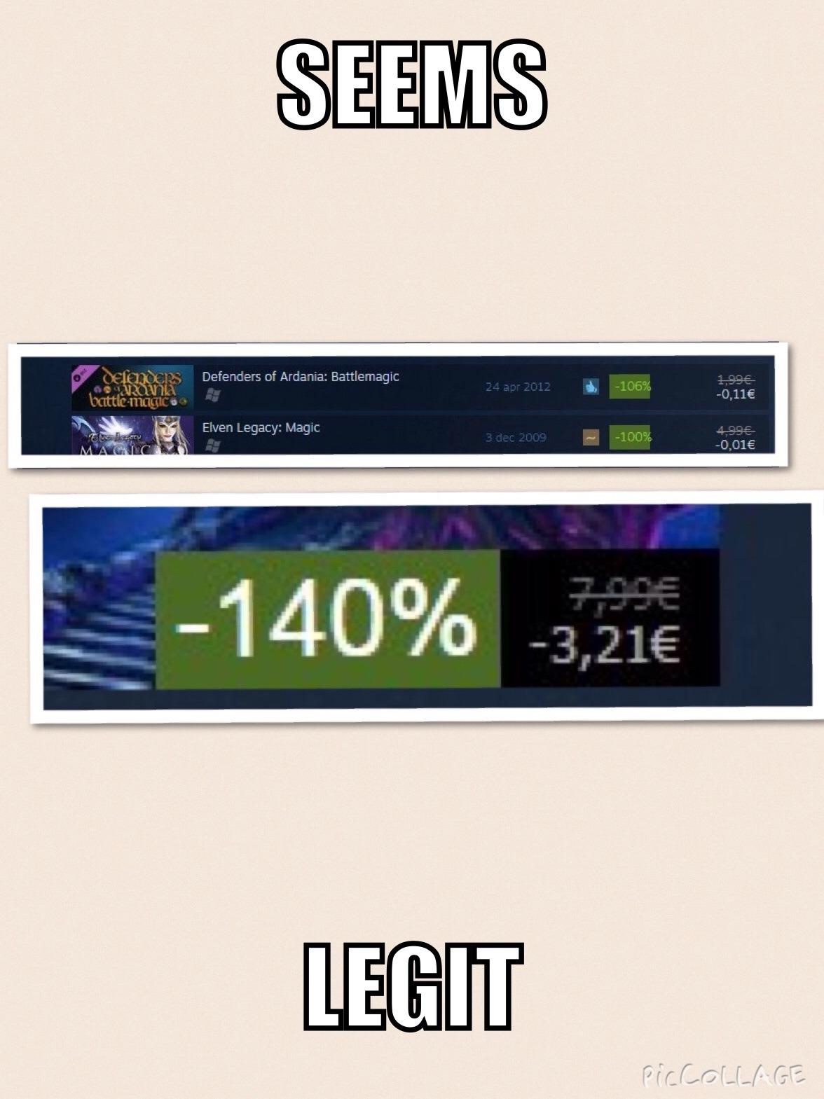 Steam Summer Sale Meme By Ivooo Memedroid