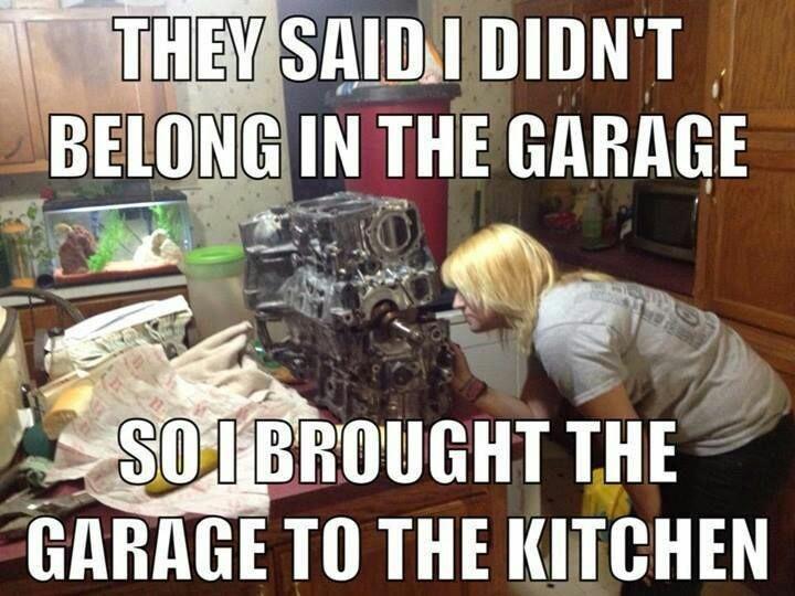 I Ve Run Car Parts Through My Dishwasher Guess I M Not An Average
