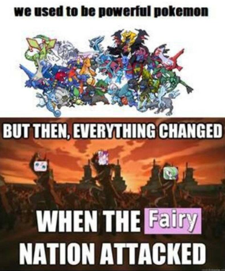 Dammit Fairies!