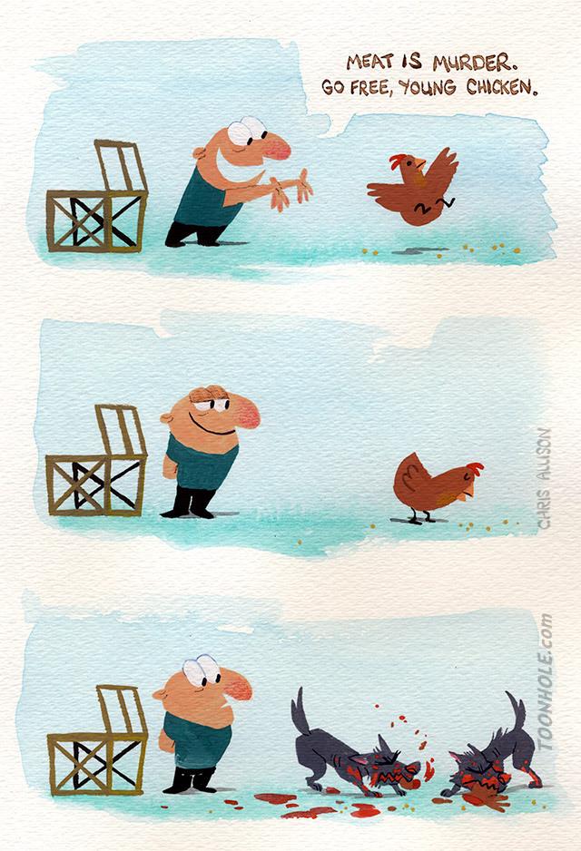 I love chicken
