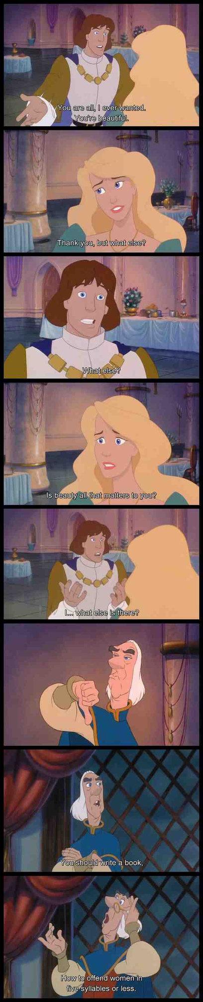 Disney movies...