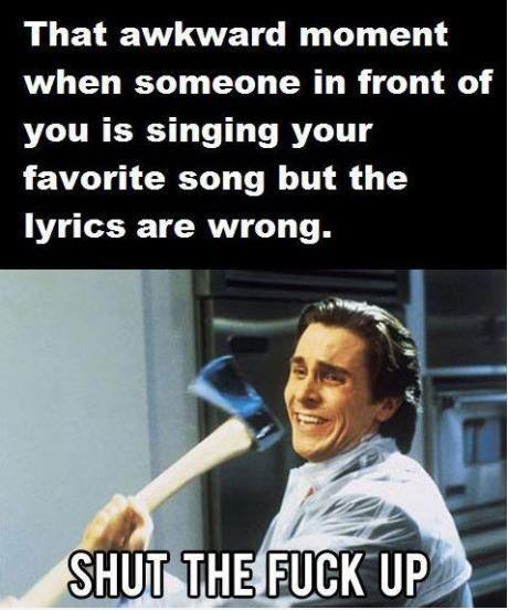 American Psycho Meme By Ifbirdscould Memedroid