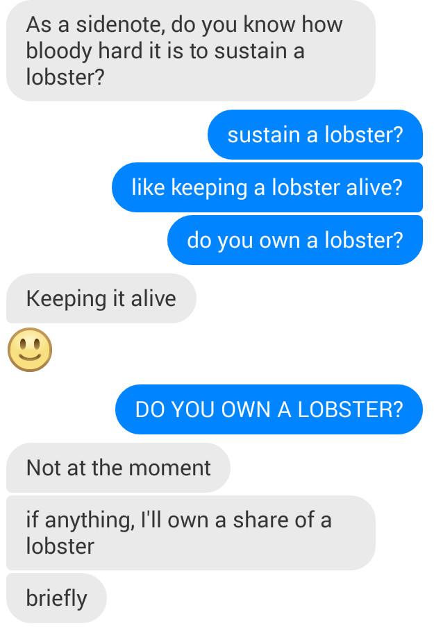 How to start conversation with my boyfriend
