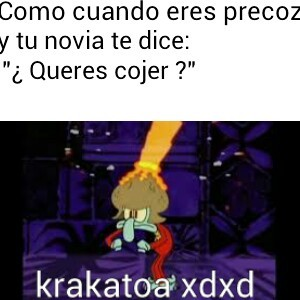 krakatoa xdxd meme by lumehy memedroid