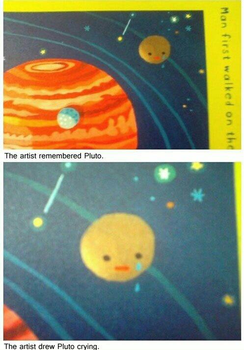 Always Remember Pluto Meme By Nickweb Memedroid