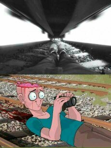 Photographe l'extrême