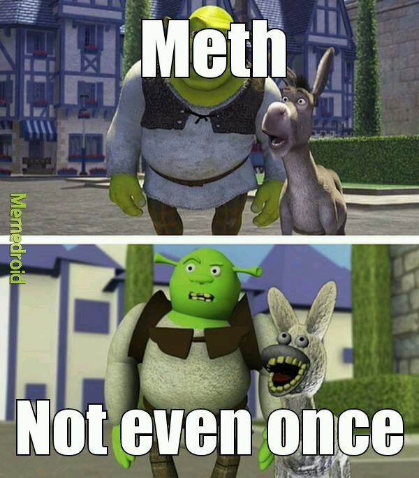 Donkey shrek meme - photo#48