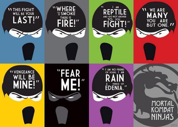 Frases De Intro En Mortal Kombat 9 Sub Zero Smoke Reptile
