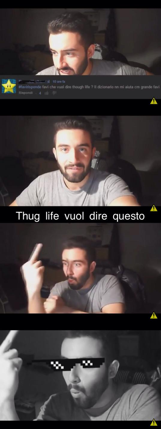 S7ORMy thug life