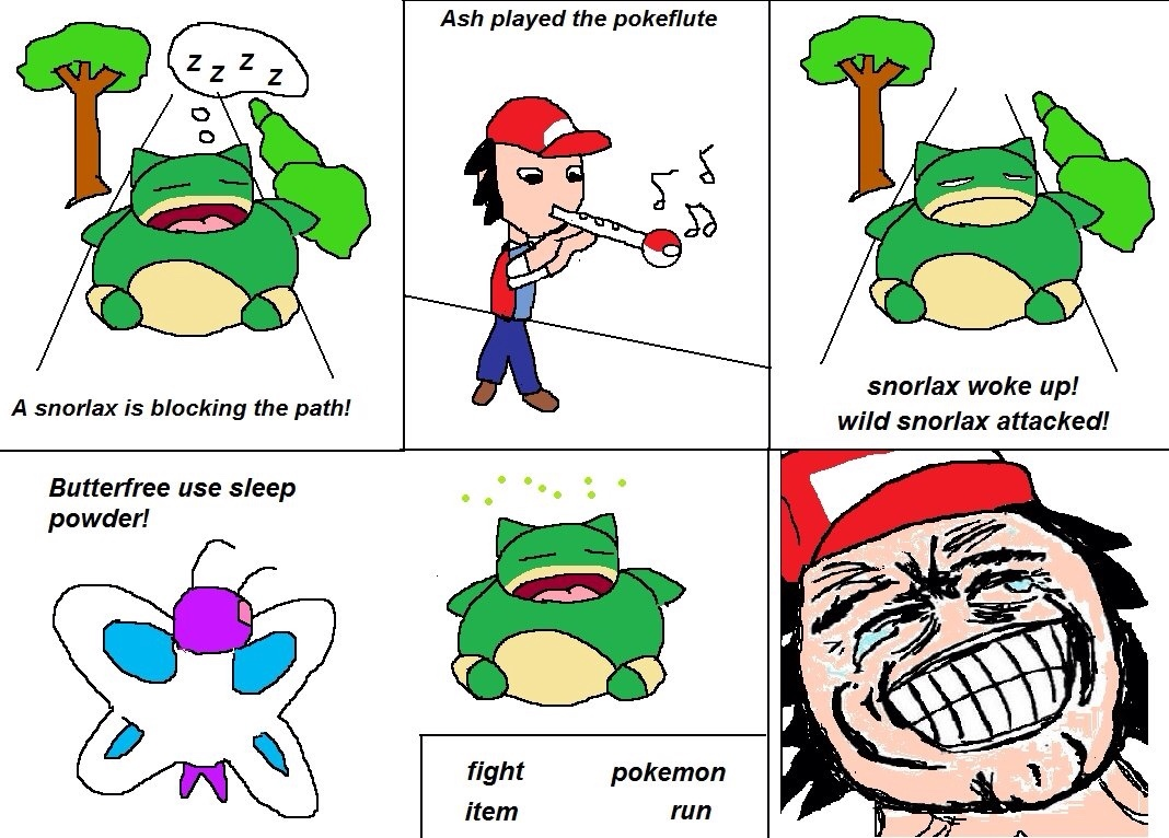 pokemon how to get past substitute