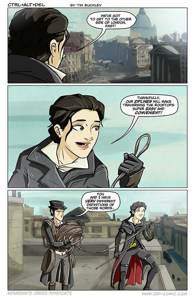 The Assassin S Creed Syndicate Meme By Mustafatopi Memedroid