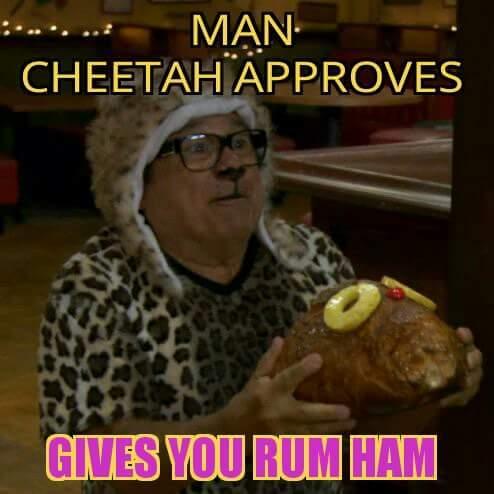 Man Cheetah Meme By Darwoodrules Memedroid