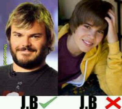 Favourite jack black song?