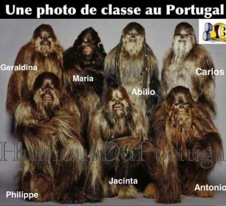 Ah les portugais