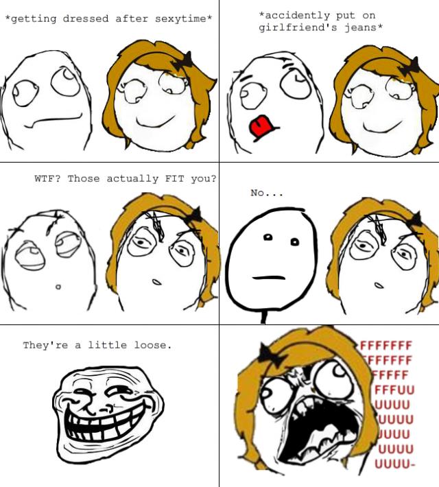 girlfriend troll meme by warwizard1248 memedroid