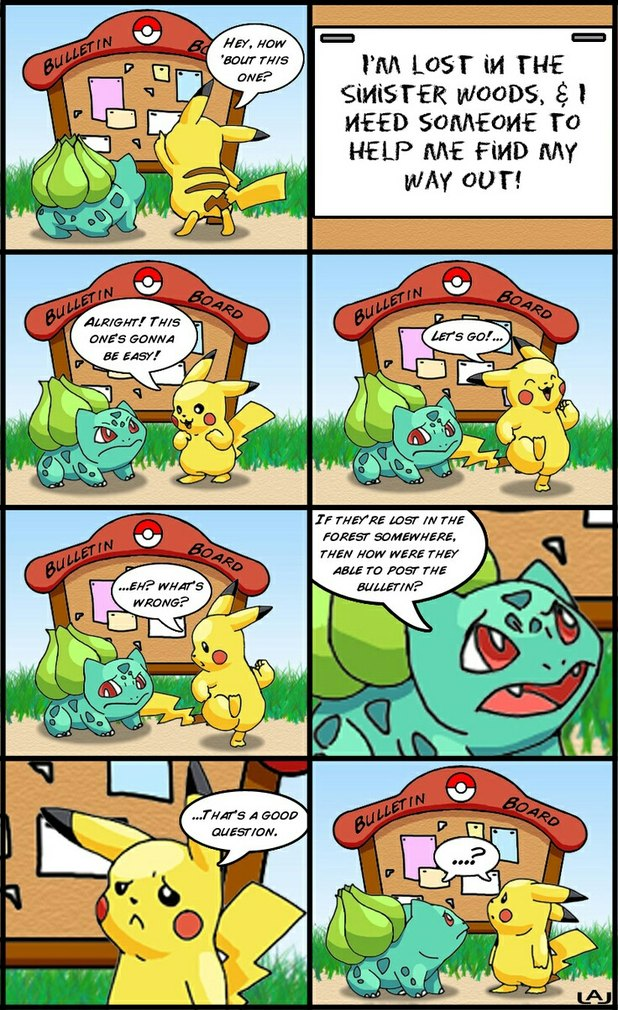 Memedroid Red Rescue Team Logic Pokemon Combo In