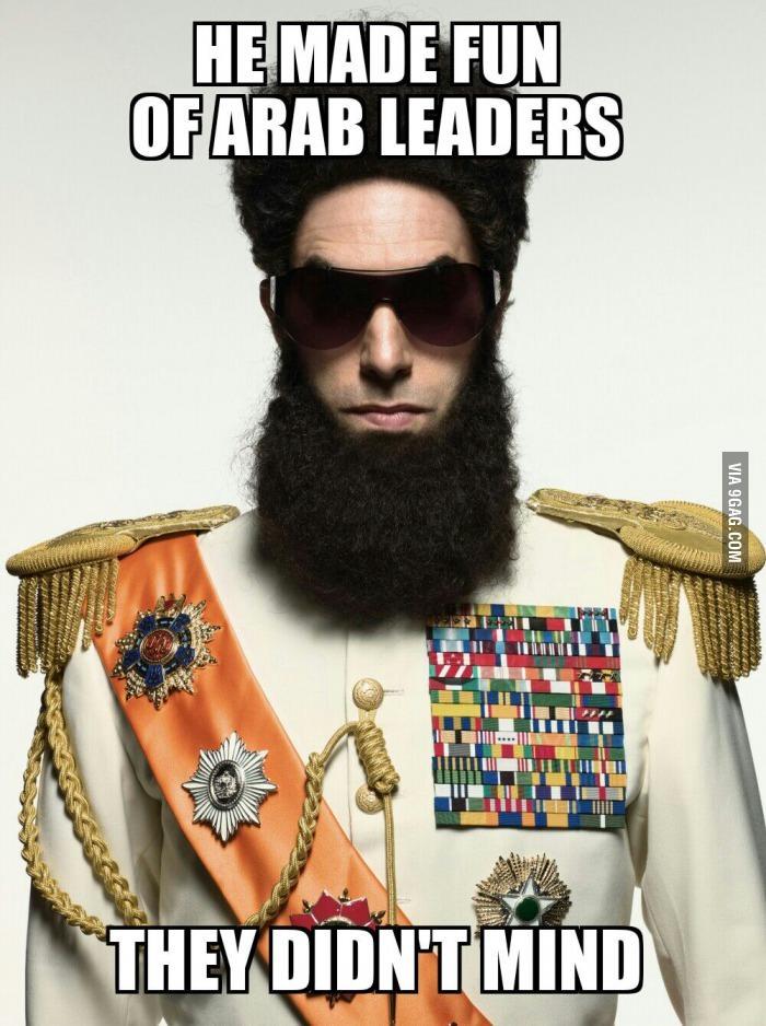 Good guy Arabs