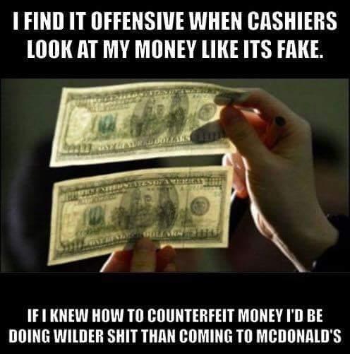 fake money is expensive meme by pbarberverizon memedroid