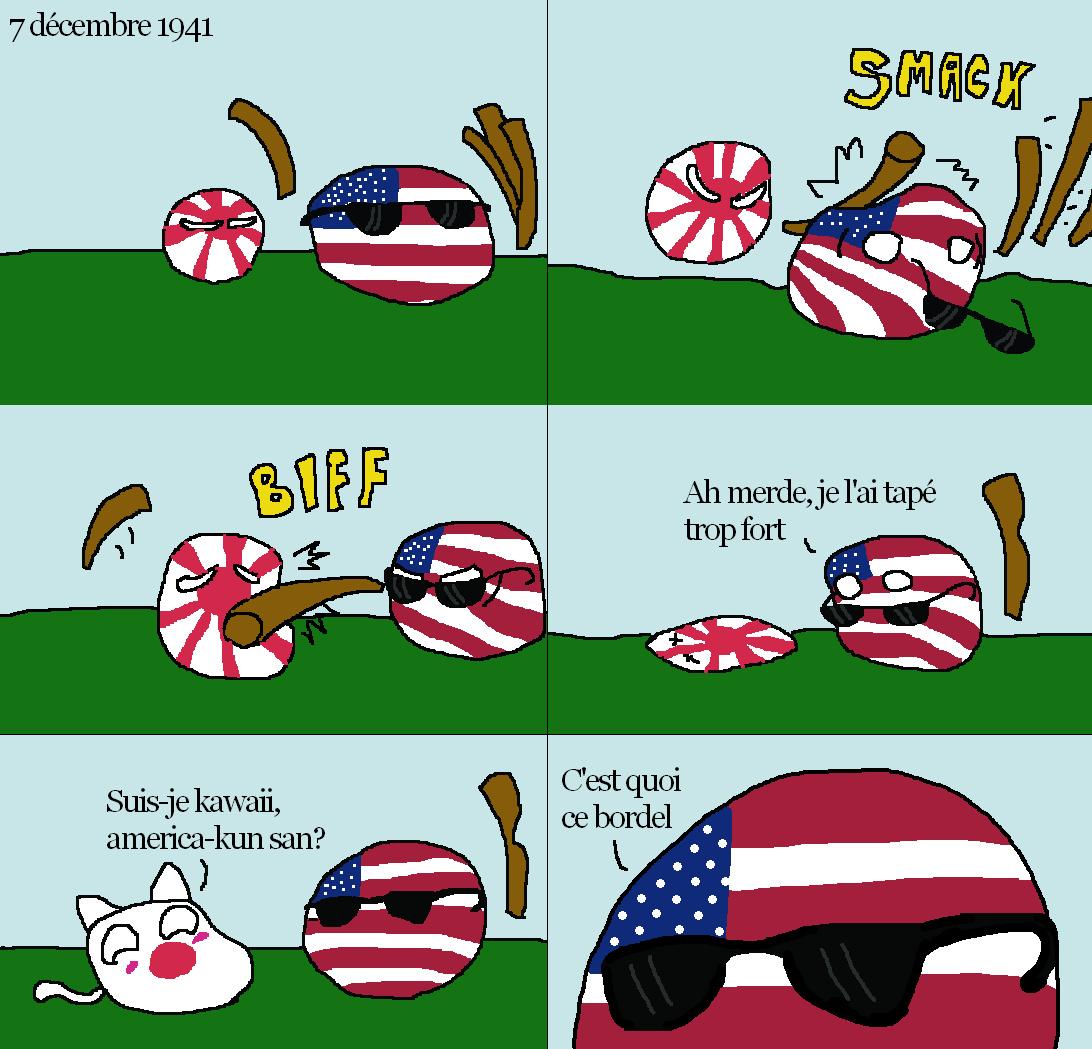 Accident de Pearl Harbor - Meme by titi1012 :) Memedroid