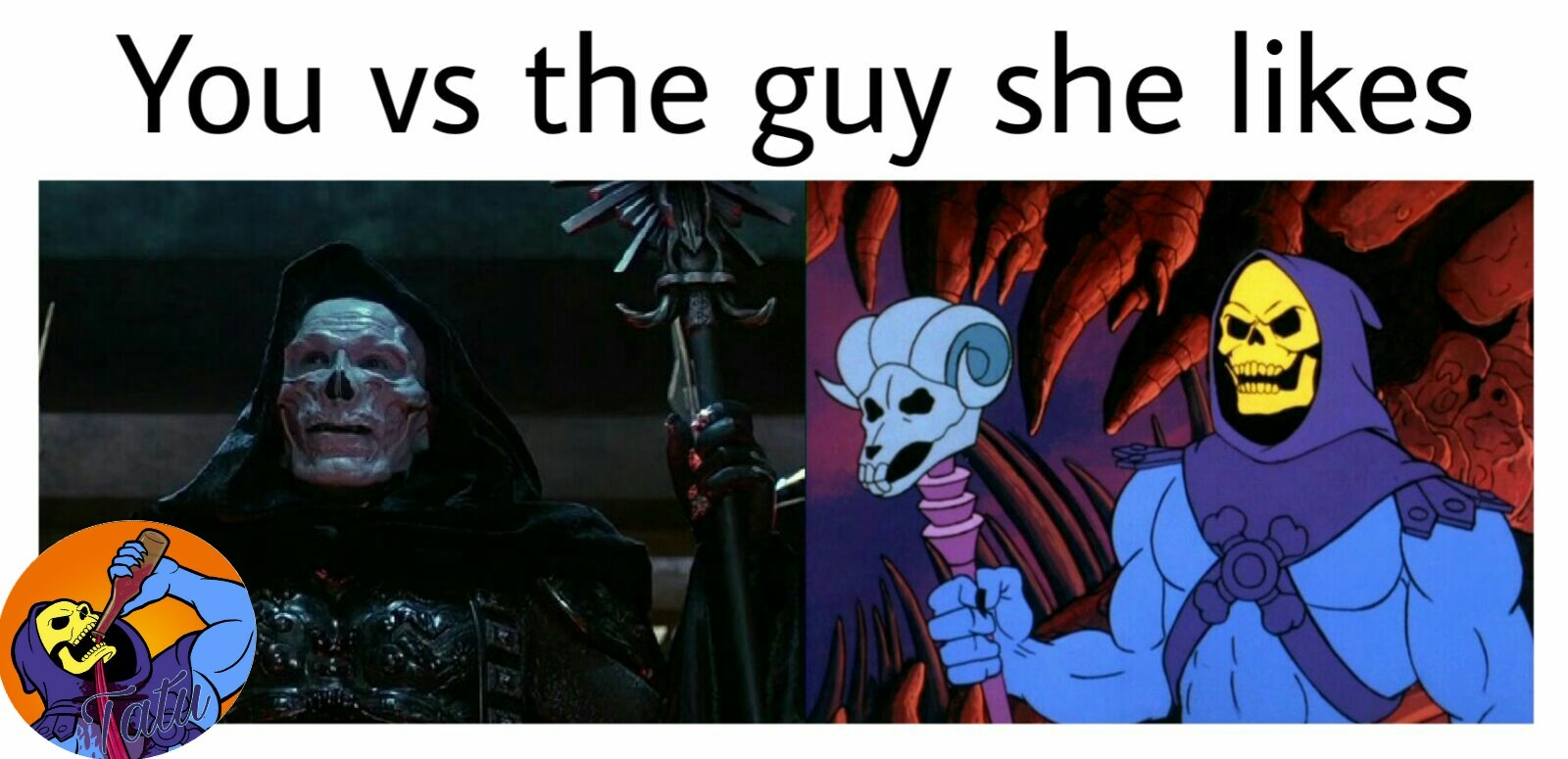 Skeletor Boi Meme By Tatu Memedroid