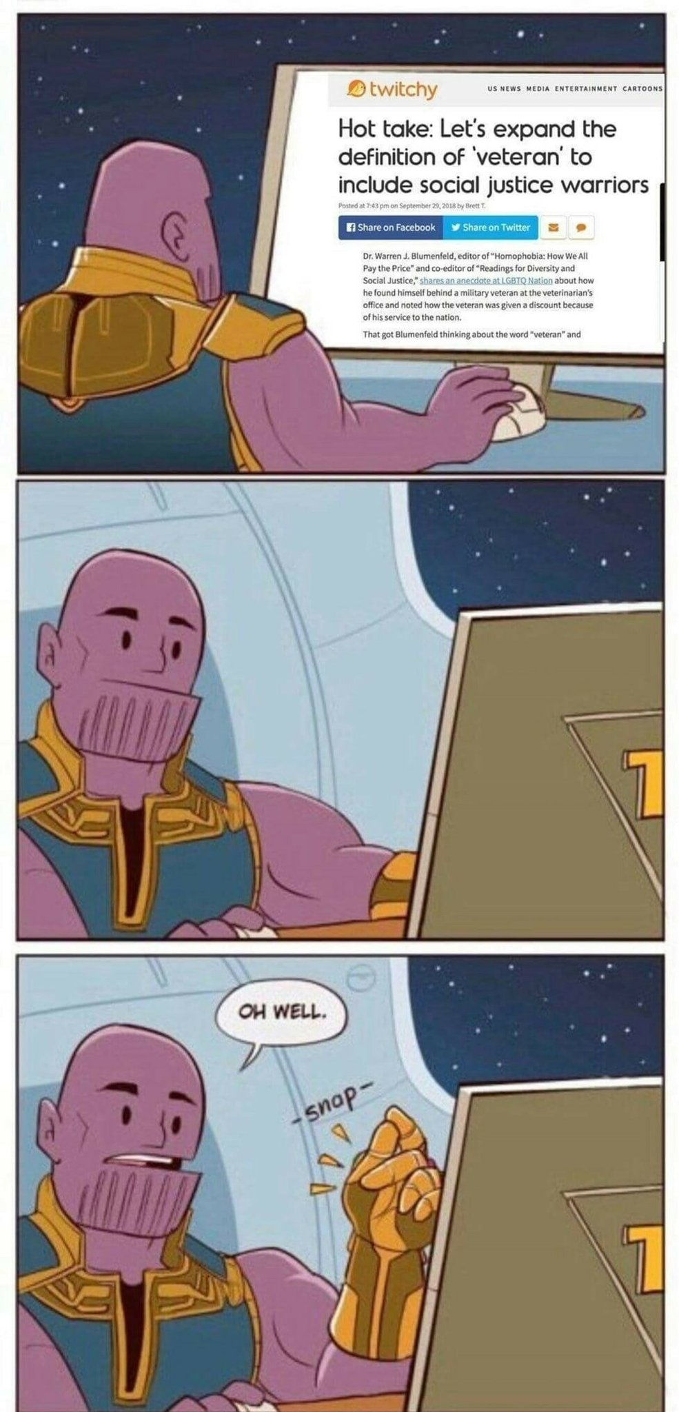Good Guy Thanos Meme By Sonicrules82 Memedroid