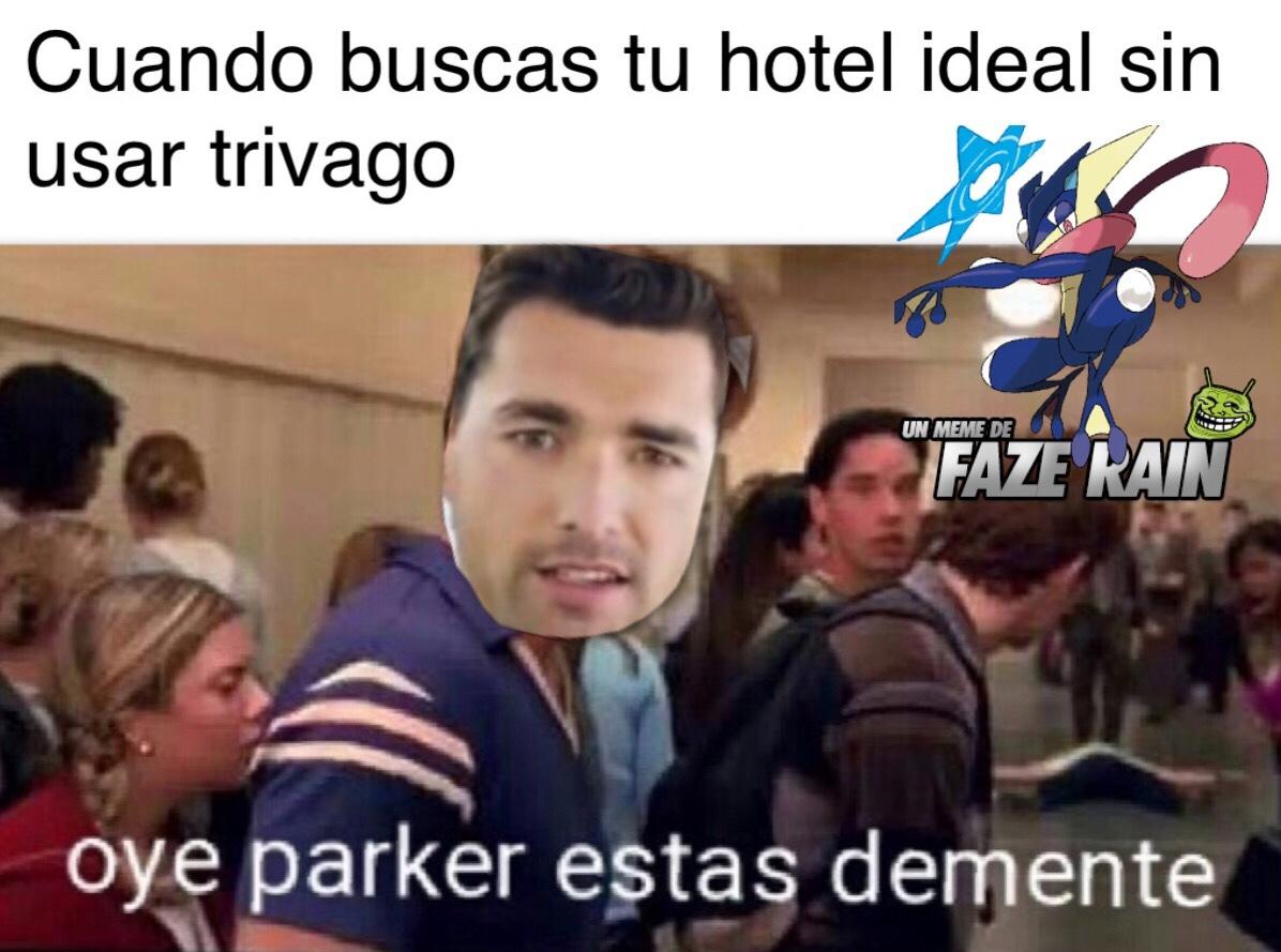 Memes De Trivago