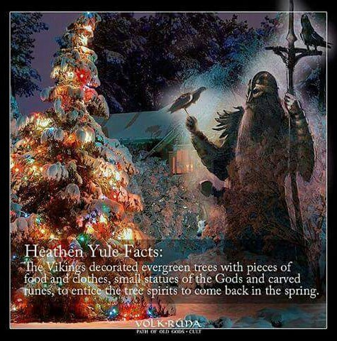 Odin is the reason for the season - Meme by neon_parabola :) Memedroid