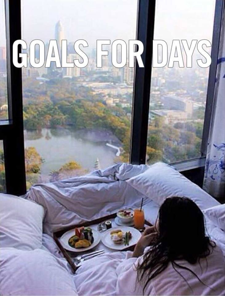 This is my goal