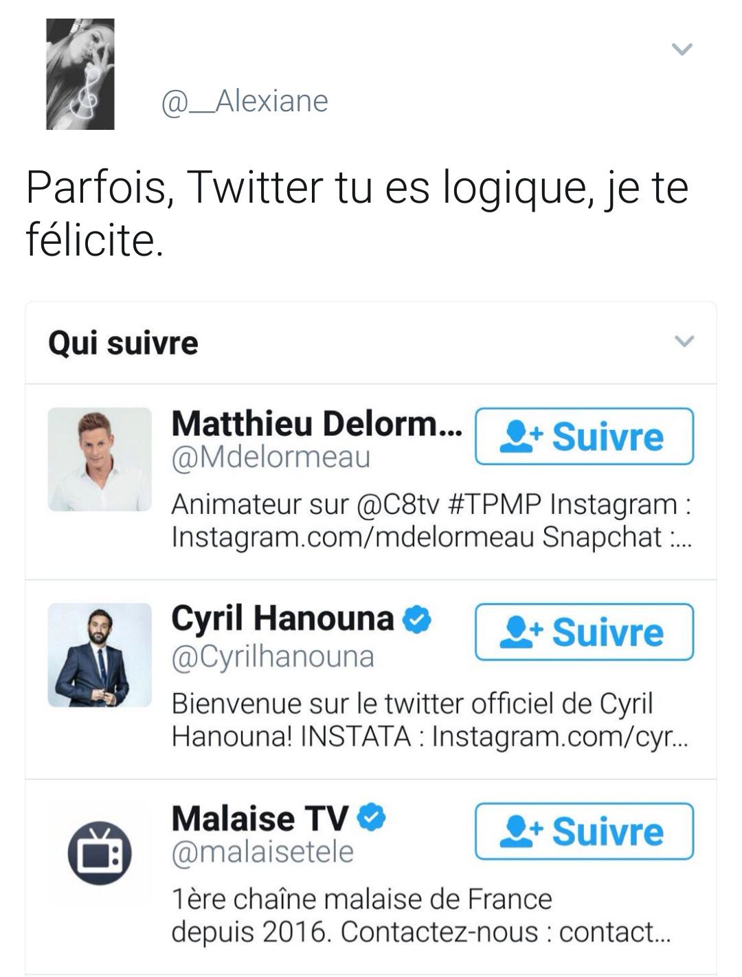 Bravo Twitter