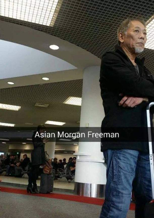 Shyt its Asian Freeman