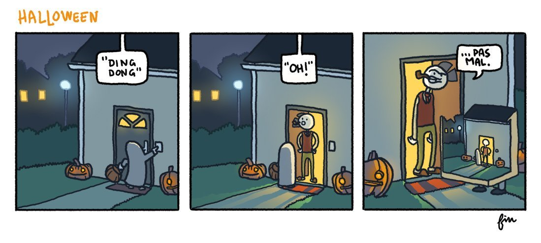 Halloweenception