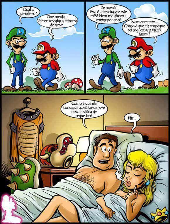 Mario inocente...*-*