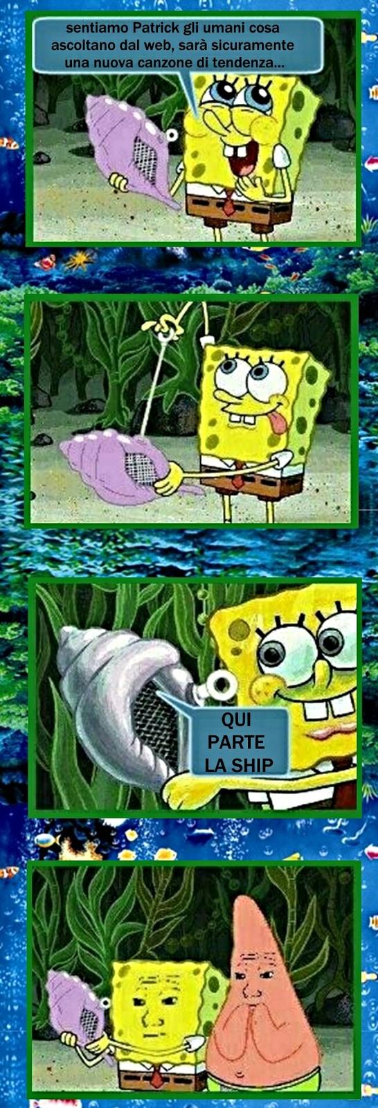 Spongebob non farlo!!