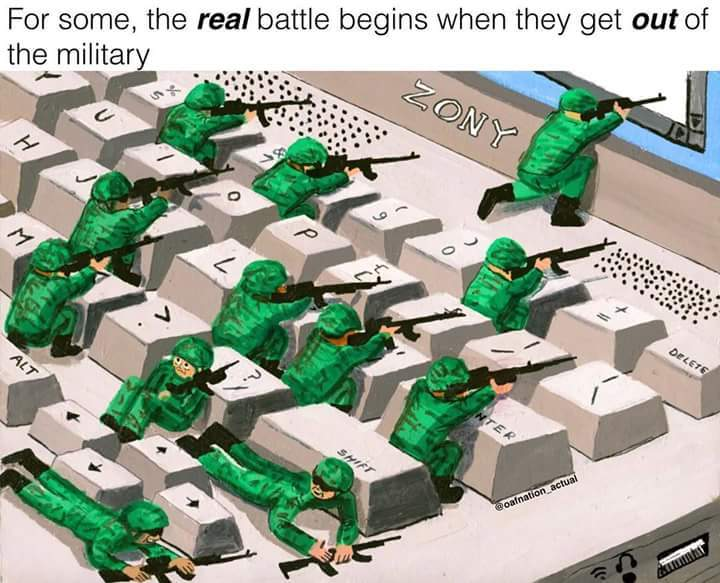 Keyboard Warriors to the rescue! - Meme by Elmacanite ...