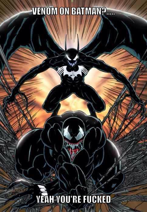 The venom knight