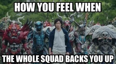 Kamen Rider Gaim Meme By Dleeh Memedroid