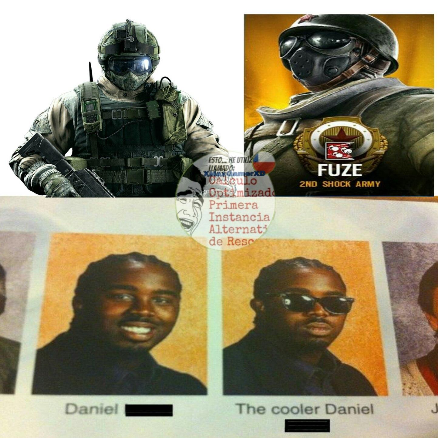 Acepten Al Pobre Fuze Meme By Xmaxgamerxd Memedroid
