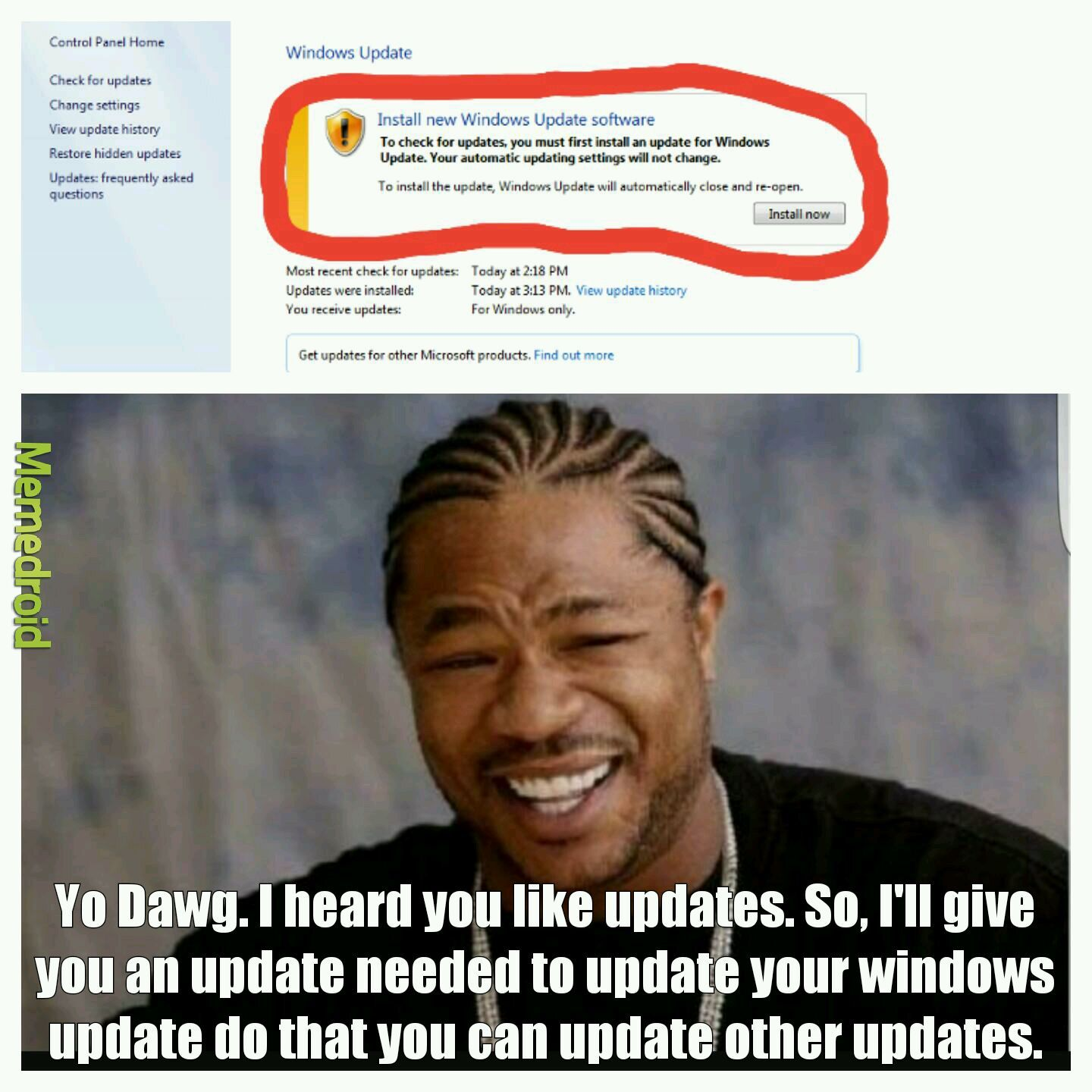 xzibit gone high tech meme by whitedevil memedroid