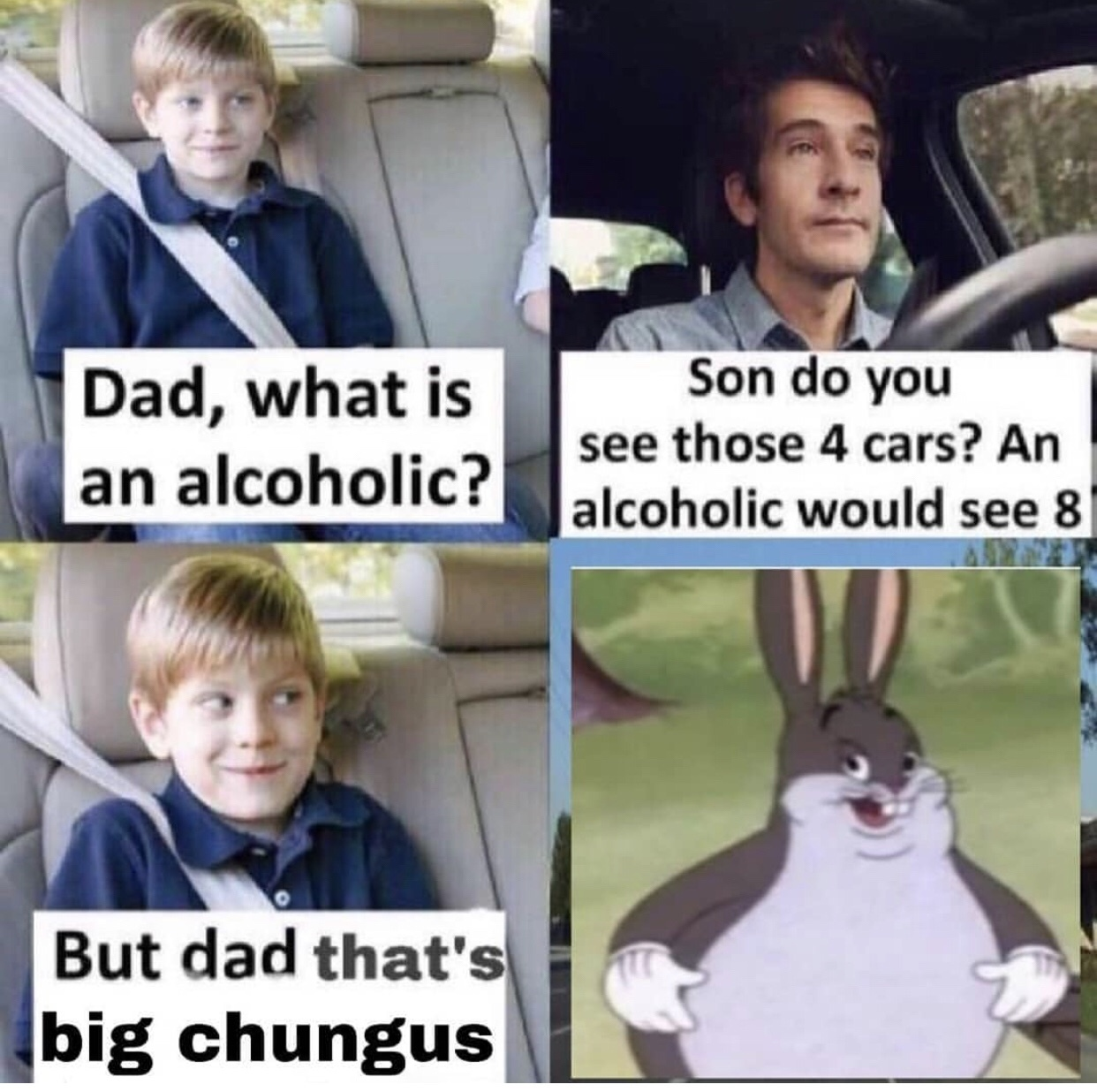Big Chungus Meme By Thefiveo5050 Memedroid